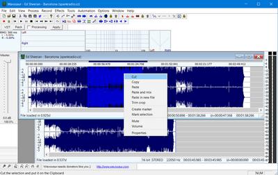 Звука программы для обработки записи и торрент